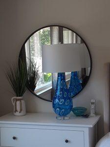 Mosaic Accent Lamp
